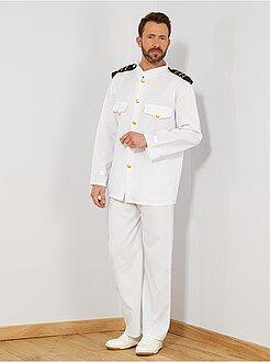 Déguisement homme - Déguisement de capitaine - Kiabi