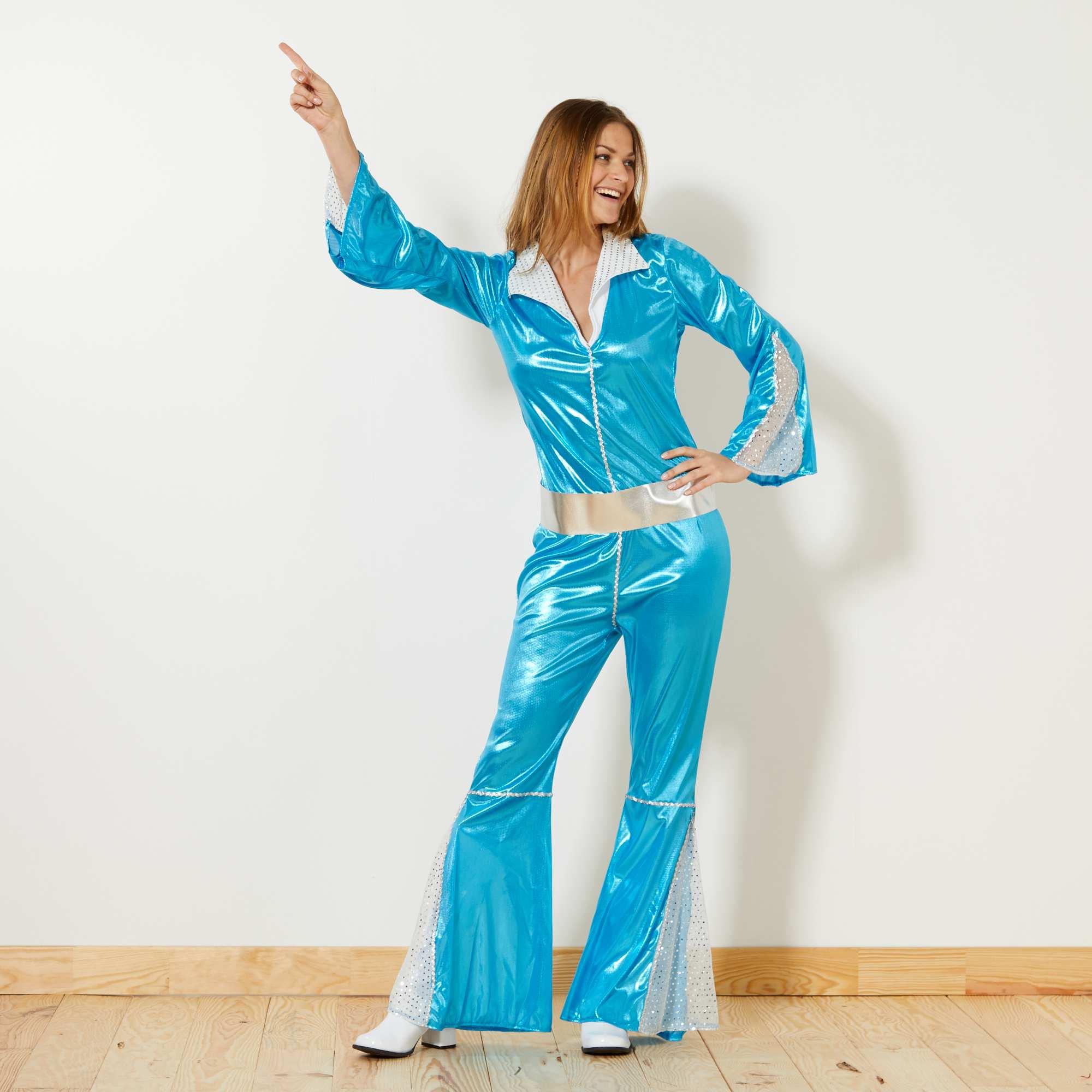 deguisement femme disco