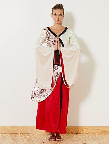 Femme - Déguisement de geisha - Kiabi