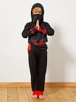 Déguisement de guerrier ninja
