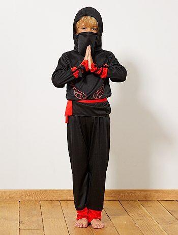 Déguisement de guerrier ninja - Kiabi