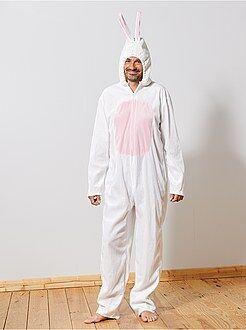 Déguisement homme - Déguisement de lapin - Kiabi
