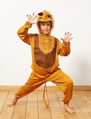Enfant - Déguisement de lion - Kiabi