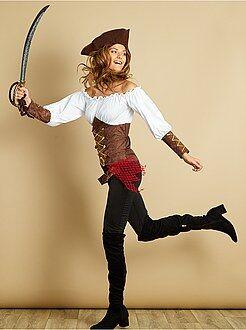Déguisement femme - Déguisement de pirate