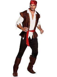 Déguisement homme - Déguisement de pirate - Kiabi