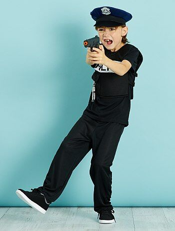 Enfant - Déguisement de policier - Kiabi