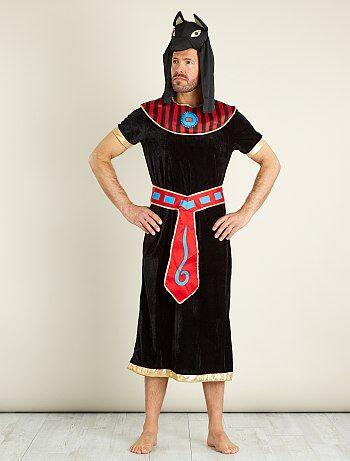 Homme - Déguisement de roi égyptien - Kiabi