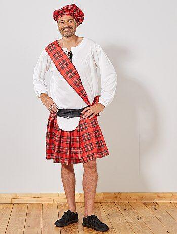 Déguisement d'écossais - Kiabi