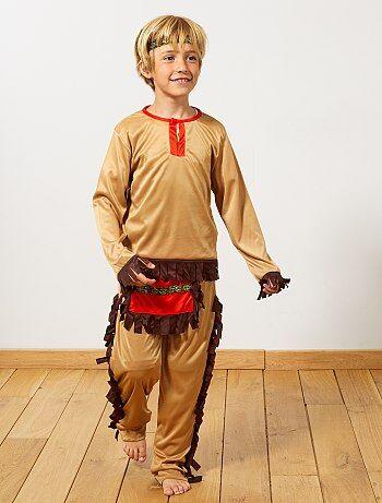 Enfant - Déguisement d'indien - Kiabi