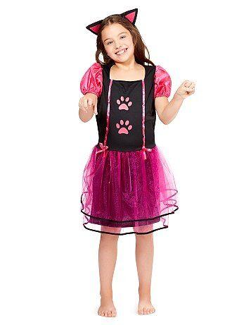 Enfant - Déguisement femme chat - Kiabi