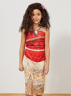Enfant Déguisement robe de 'Vaiana'