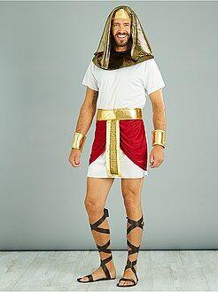 Déguisement homme - Déguisement roi égyptien - Kiabi