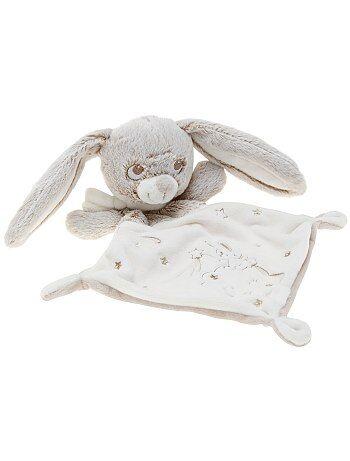 Doudou lapin - Kiabi