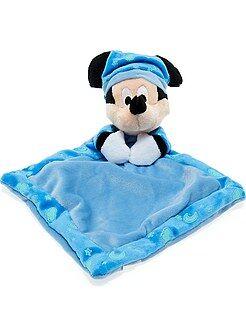 Peluche, doudou - Doudou luminescent 'Mickey Mouse'