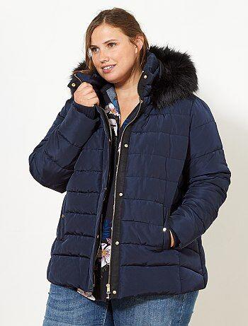 Kiabi manteau long pour femme