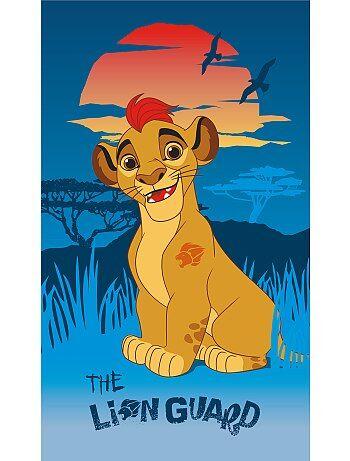 Drap de bain 'La Garde du Roi lion' - Kiabi