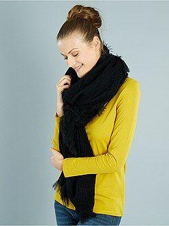 Accessoires - Écharpe foulard unie