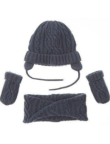 94e55362b086 Accessoires bébé garçon pas chers et chapeaux - mode Bébé garçon   Kiabi