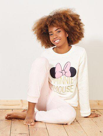 Ensemble pyjama long 'Minnie Mouse' - Kiabi
