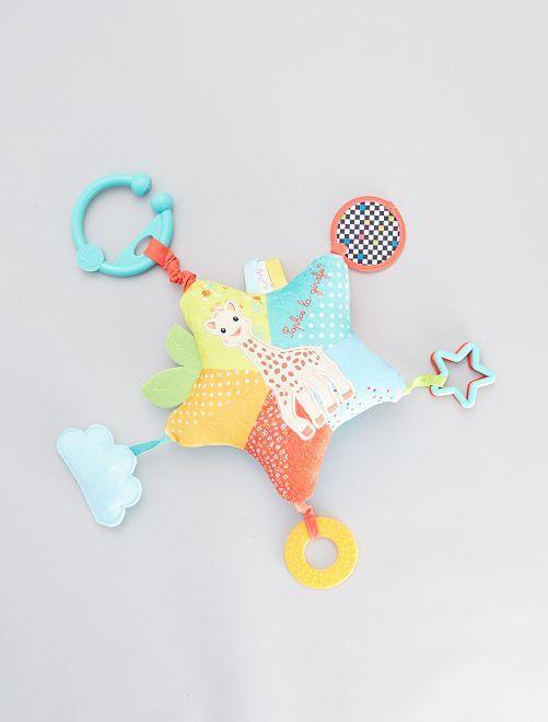 Étoile d'activités 'Sophie la Girafe'                             multicolore