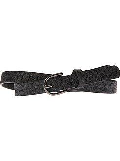 Ceinture - Fine ceinture