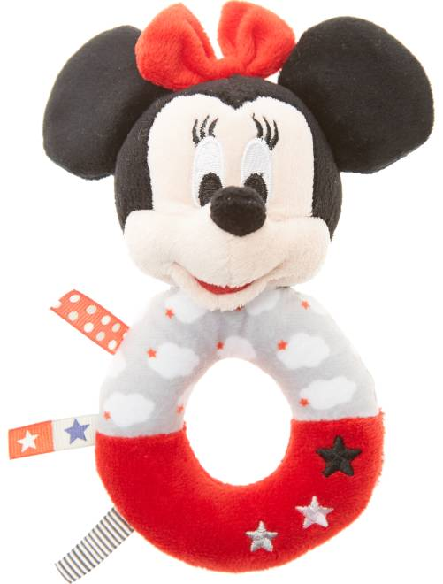 Hochet en peluche 'Mickey'                     Minnie