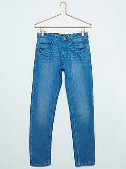 Jean - Jean coupe slim relax denim stretch