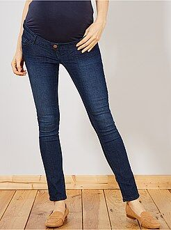 Maternité Jean de grossesse slim stretch