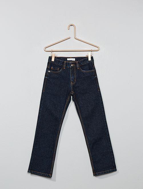 Jean regular 5 poches                              brut
