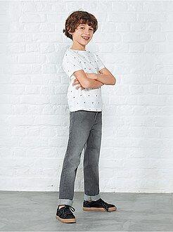 Jean - Jean regular 5 poches - Kiabi