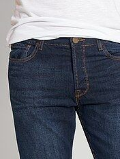 Jean regular 5 poches longueur US 34