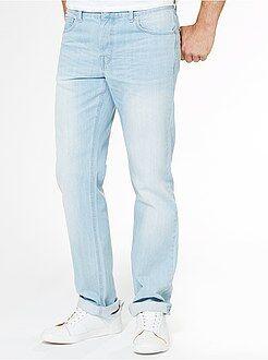 Jean regular 5 poches longueur US 34