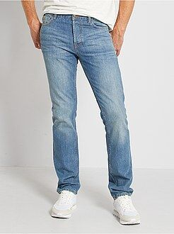 Denim - Jean regular 5 poches longueur US 34