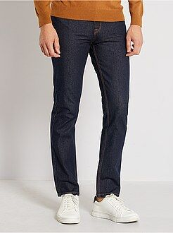 Denim - Jean regular brut