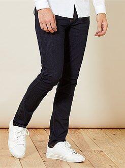 Homme du S au XXL Jean skinny en coton stretch