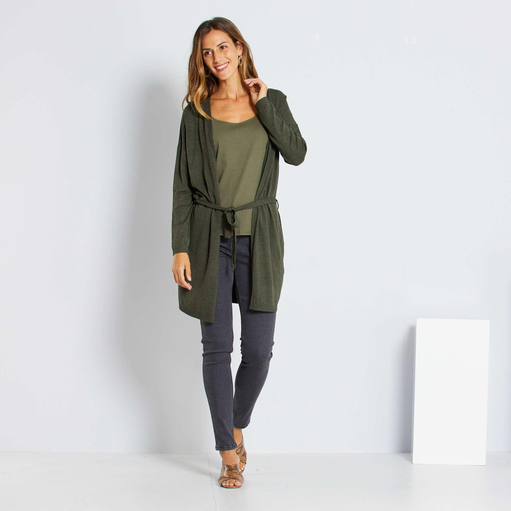 jean skinny taille haute longueur us 30 femme gris fonc. Black Bedroom Furniture Sets. Home Design Ideas