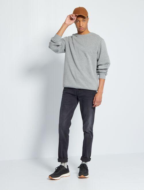 Jean slim L36 +1m90                                                                                         noir