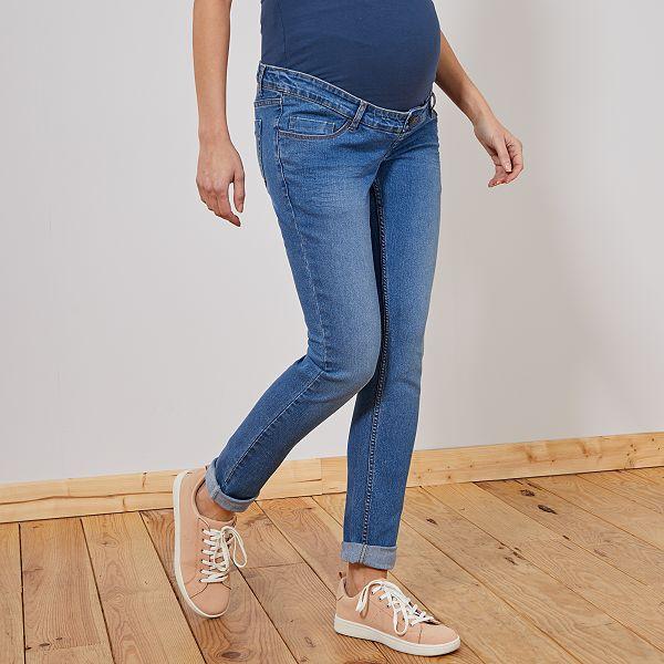 large choix de designs Chaussures de skate taille 7 Jean slim maternité 'éco-conception'