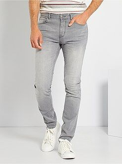 Denim - Jean slim stretch