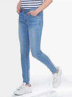 Kiabi jean femme taille haute
