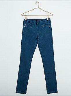 Jean slim - Jean stretch skinny 5 poches - Kiabi