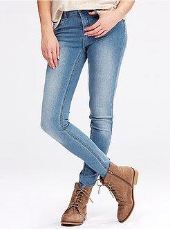 Jean super skinny taille standard
