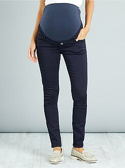 Maternité Jegging de grossesse denim stretch