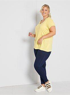 Jegging skinny en denim stretch
