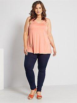 Grande taille femme Jegging slim L32