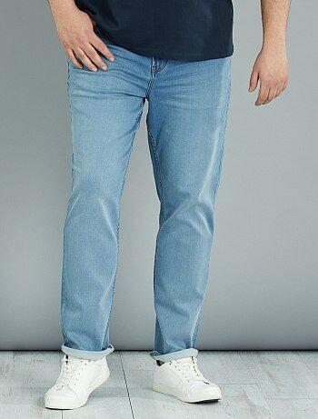 Jogg jean fitted stretch - Kiabi