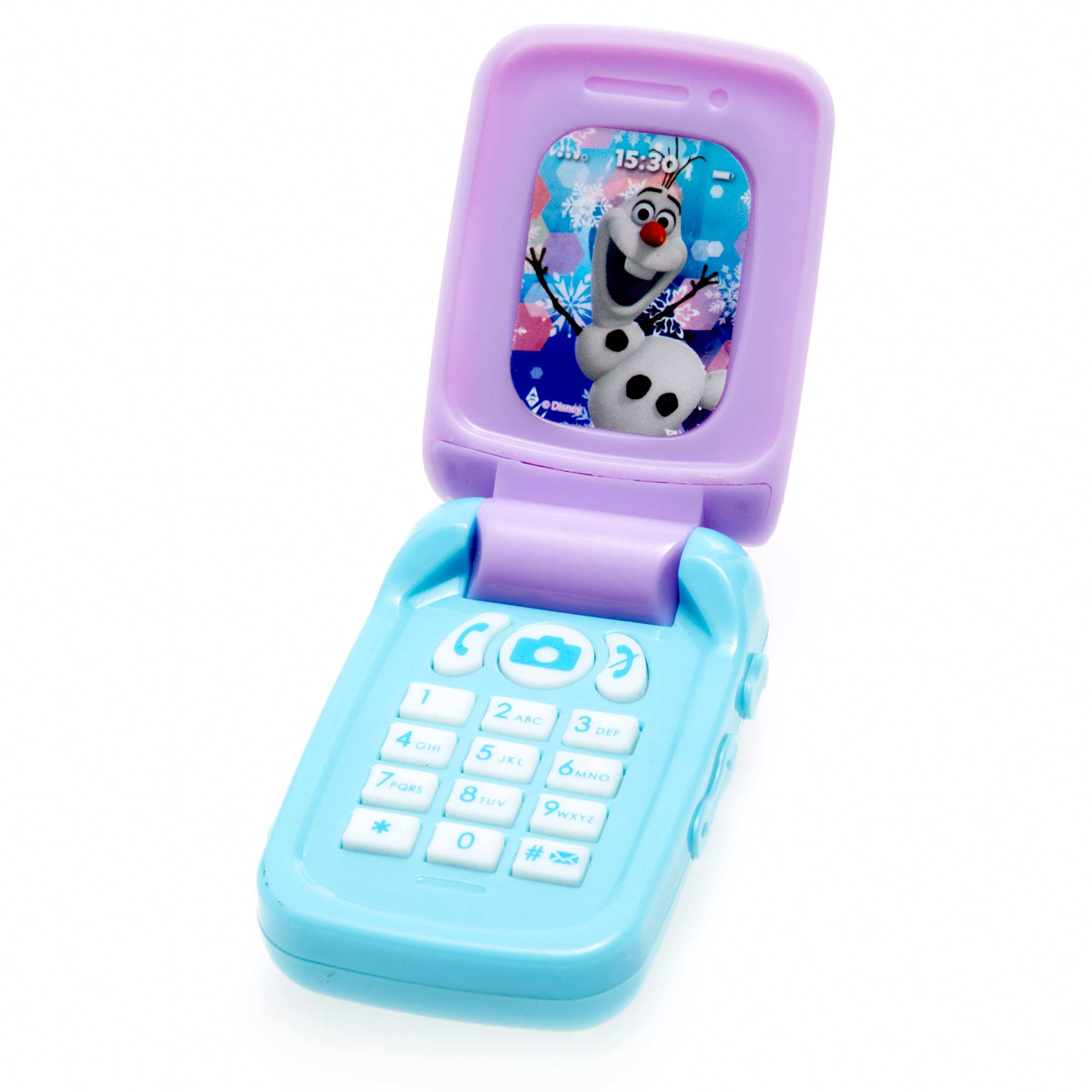 jouet t l phone portable 39 reine des neiges 39 petite fille kiabi 6 00. Black Bedroom Furniture Sets. Home Design Ideas