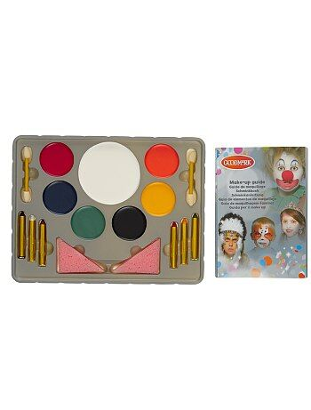 Kit de maquillage + guide - Kiabi