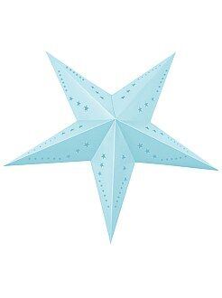 Décoration - Lanterne étoile 60cm