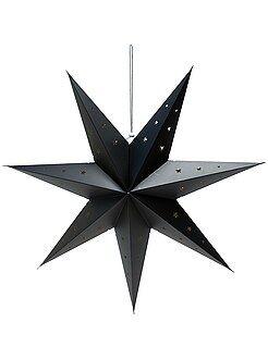 Décoration - Lanterne étoile 70 cm
